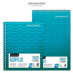 Grumbacher Acrylic In & Out Pads