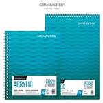 Grumbacher Acrylic Pads
