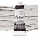 Grumbacher Pre-Tested Superba Titanium White Oil Color 37ml Tube
