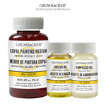 Grumbacher Professional Oil Mediums