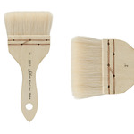 Silver Brush Atelier Hake Brush 2 IN