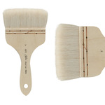 Silver Brush Atelier Hake Brush 3 IN