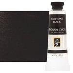 Richeson Casein Artist Colors Halftone Black 37 ml