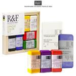R&F Encaustic Handmade Paints & Sets