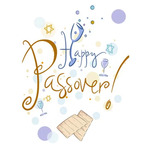Passover Art eGift Card - Happy Passover - electronic gift card eGift Card