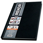 "Crescent Rendr No Show Thru Hardbound Sketchbook 5.5x8.5"" (48 sheets)"