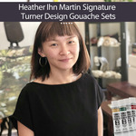 Heather Ihn Martin Signature Turner Design Gouache Sets