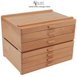 HG Art Concepts Artists Storage Chests