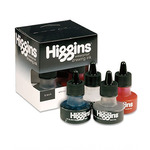 Higgins® Drawing Ink Set of 4, 1oz Bottles