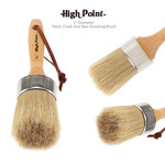 """High Point 2"""" Diameter Paint, Chalk and Wax Finishing Brush by Creative Mark"""
