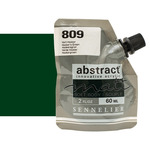 Sennelier Abstract Matt Soft Body Acrylic Hookers Green 60ml