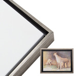 """Illusions Floater Frame for 3/4"""" Canvas 16x20"""""""