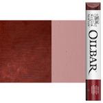 Winsor & Newton Artists' OILBAR 50ml Bar - Indian Red