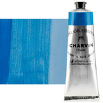 Charvin Oil Paint Fine 150 ml - Intense Blue