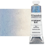 Williamsburg Handmade Oil Paint 37 ml - Interference Blue