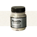 Jacquard Pearl-Ex Powder Pigment 1/2 oz Jar Interference Gold