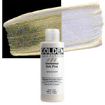 GOLDEN Fluid Acrylics Interference Gold (Fine) 4 oz