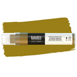 Liquitex Professional Paint Marker Wide (15mm) - Iridescent Antique Gold