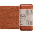 R&F Encaustic Handmade Paint 40 ml Block - Iridescent Copper