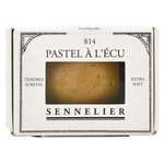 Sennelier Soft Pastel Pebble Iridescent Golden Ochre