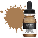 Liquitex Professional Acrylic Ink 30 ml Bottle - Iridescent Rich Bronze