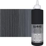 LUKAS CRYL Studio Acrylic Paints Iron Oxide Black 500 ml