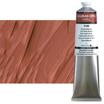 LUKAS Cryl Pastos Heavy Body Acrylics Iron Oxide Brown 200 ml