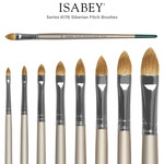 Isabey Series 6100 Siberian Fitch Brushes