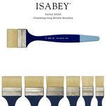 Isabey Series 6420 Bristle Brushes
