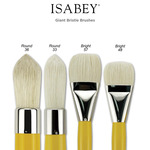 Isabey Giant Bristle Brushes