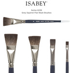 Isabey Series 6236 Squirrel Flat