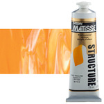Matisse Structure Acrylic Colors Iso Yellow 75 ml