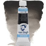 Van Gogh Watercolor 10ml - Ivory Black