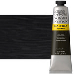 Galeria Flow Acrylic 200 ml Tube - Ivory Black