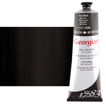 Daler-Rowney Georgian Oil Color 225 ml Tube - Ivory Black