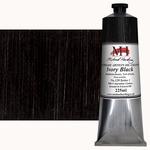 Michael Harding Handmade Artists Oil Color 225ml - Ivory Black
