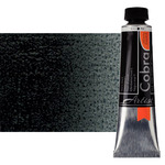 Cobra Water-Mixable Oil Color 40 ml Tube - Ivory Black