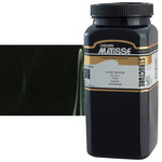 Matisse Structure Acrylic 500 ml Jar - Ivory Black