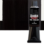 SoHo Urban Artist Oil Color 170 ml Tube - Ivory Black