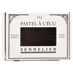 Sennelier Soft Pastel Pebble Ivory Black
