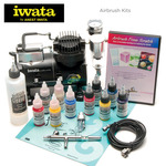 Iwata Medea Airbrush Kits