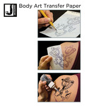 Jacquard Spirit Body Art Transfer Paper