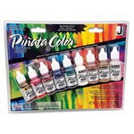 Jacquard Pinata Alcohol Ink Overtones Exciter Pack of 9 (15ml)