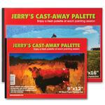 Jerry's Cast Away Paper Palette Pads