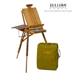 Jullian Classic French Easel and Half Box French Easel