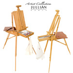Jullian Original French Easel And Half Box French Easel