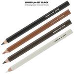 Jumbo Jet Oil Impregnated Charcoal Pencils