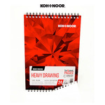 Koh-I-Noor Heavy Sketch and Drawing Dual Wire Bound Pads