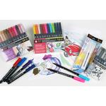 Koi Brush Pen Sets And Blender