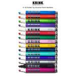 Krink K-42 Bullet Tip Alcohol Paint Markers